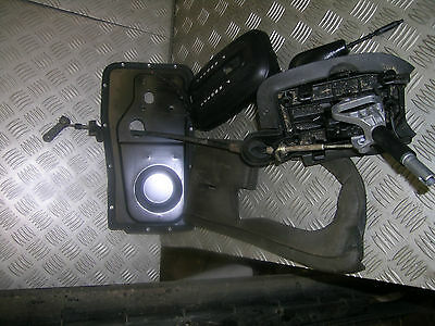 D2 Land Rover Discovery auto shifter with cable with foam and base plate