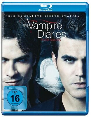 The Vampire Diaries Staffel 7 Blu-ray NEU OVP