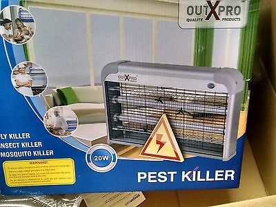 Fly And Insect Killer, Electric Zapper