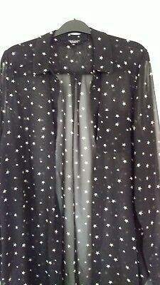 Long length Maternity Shirt size 16 from New Look