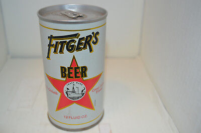 Fitger's Retro Label beer can-August Schell Brwg. Co., New Ulm, MN.