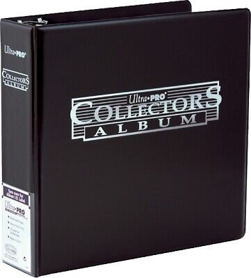 Ultra Pro - Black Collector Card Album