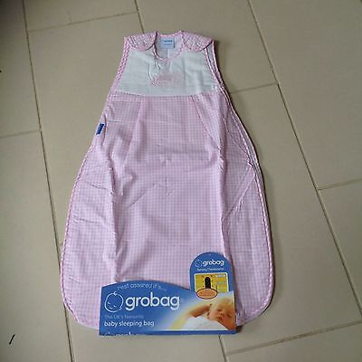 baby grobag 0 6 months 2.5 tog sleeping bag