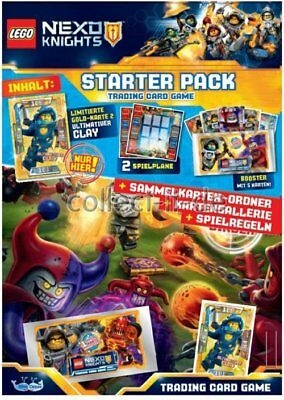 LEGO Nexo Knights - Trading Cards - Starter Pack