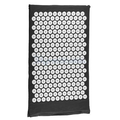 Acupressure Acupuncture Mat Pad for Body Back Pain Relief Muscle Relaxation