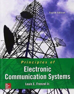 Louis E. Frenzel - 4th edition Principles of Electronic Communication Systems