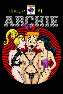 Archie 1 plumdill variant All-New 2015 Each is one of a kind! RARE Waid Staples