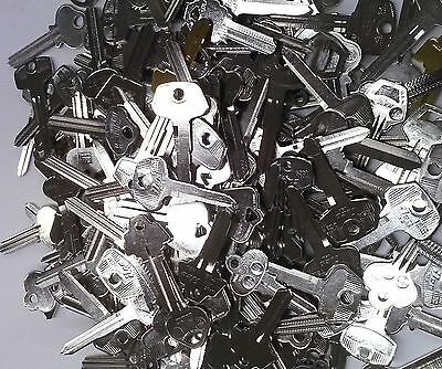 Large Lot of 5 Plus Pounds of Key Blanks-House,Cars,etc.Lot of old & vintage