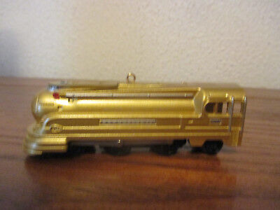 Hallmark Lionel Pennsylvania Torpedo Repaint Edition Train Ornament 2014