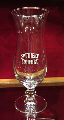 Southern Comfort Hurricane Glass Halloween Party Football Bar Man Cave New Orle*
