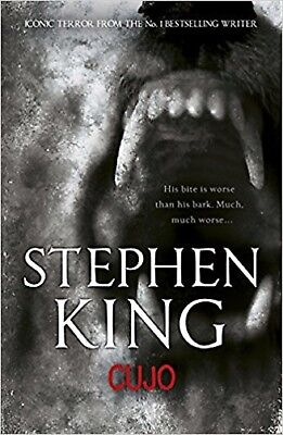 Cujo By Stephen King (Paperback) New Book