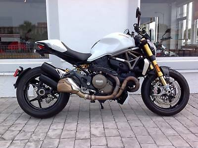 Ducati Monster 1200 S  2015 Motorcycles Used 1200 S DUCATI MONSTER 1200S 1200R TWIN DESMO