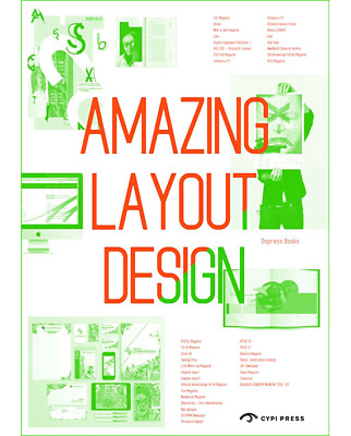 Amazing Layout Design by Dopress books