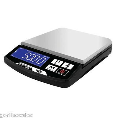 My Weigh Digital Scale 500g x 0.1g Table Top AC Adapter i500 iBalance Compact