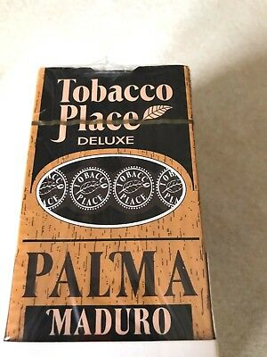 Tobacco Place Deluxe Palma Maduro  20 Pack (Bb)