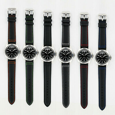 MKS Genuine Sailcloth Watch Straps - Choice of colurs & Sizes