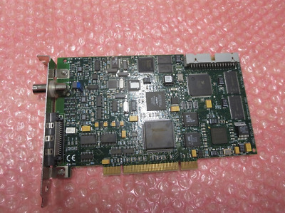 National Instruments NI PCI-1409 video frame grabber card