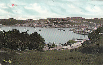 Early General View, OBAN, Argyllshire
