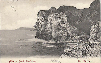 Giant's Head Rock, PORTRUSH, County Antrim, Ulster
