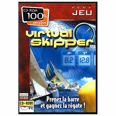 Virtual Skipper Jeu Pc Cd Rom