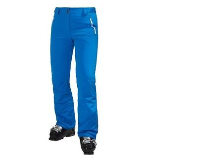 HELLY HANSEN - Womens Ladies Blue Legendary Ski Pant. Size:Small BNWT