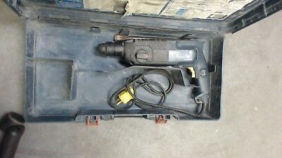 Bosch Bulldog 11228VSR Electric Rotary Hammer Drill w/ Case 1 bit