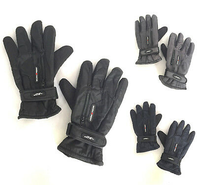 Men Winter Outdoor Sports Ski Thermal Insulation Waterproof Gloves Mittens 5949