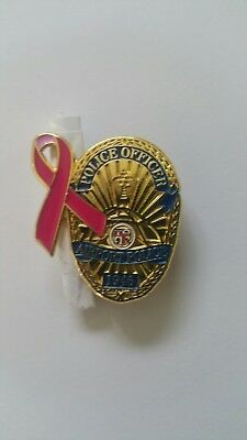 Los Angeles Airport Police Lapel Pin