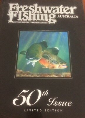 Freshwater Fishing Australia - 50Th Issue Limited Edition