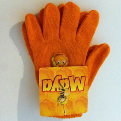 Boy/girl Kids Official  High Magic Gloves And Maya The Bee Gloves 3-7Yrs