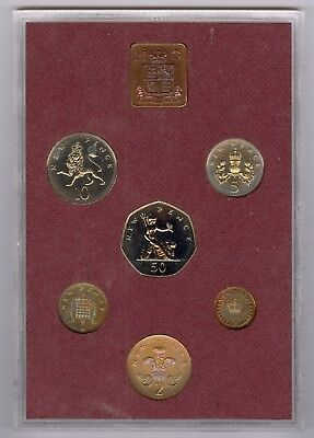 1979 Proof Coinage of Great Britain and Northern Ireland (Proof Set)