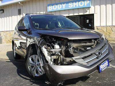 2013 Honda CR-V EX-L REMOTE STARTING+HEATED LEATHER SEATS & MIRRORS+MORE!