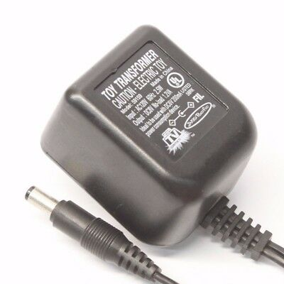 Toy Transformer 59159 AC DC Power Supply Adapter Charger Output 8V 1.2A