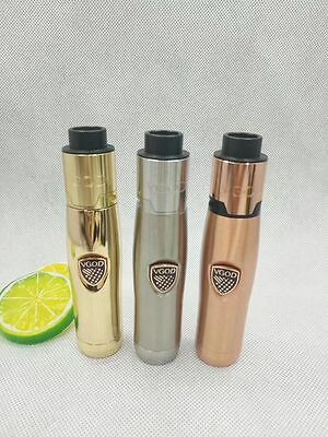 VGOD2 18650 Mechanical MOD Kit 18650 Tube SS/gold/copper Free Shipping