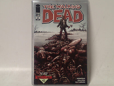 The WALKING DEAD Issue #85 B Image Comics 2011 VF+ 1st Print