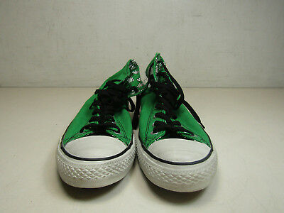 Converse All-star Chuck Taylor Classic Canvas Shoes Green Day Ker plunk Flower