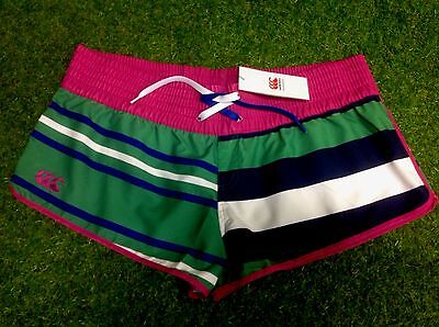 CCC Canterbury Uglies Ladiies shorts BNWT size 18