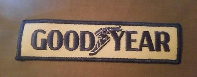 Goodyear tires racing patch