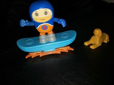 Go Jetters Kyan toy