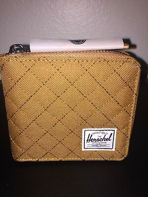 Wallet Bosellino Man Woman Caramel Herschel Wallet Men Woman Walt Quilted Cl