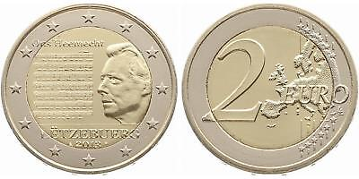 Luxembourg 2013: national anthem mint condition from Original roll