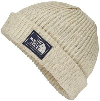 839c90e2df9bb THE NORTH FACE Salty Dog Beanie Mens Vintage White