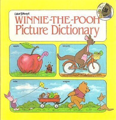 Walt Disneys Winnie-the-Pooh picture dictionary (