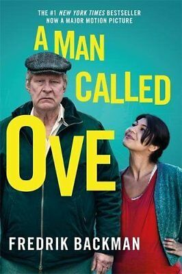 A Man Called Ove By Fredrik Backman. 9781473670747. 9781473670747