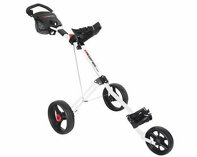 """2017"" Masters Golf 5 series 3 wheel Trolley, available in BLACK or WHITE"