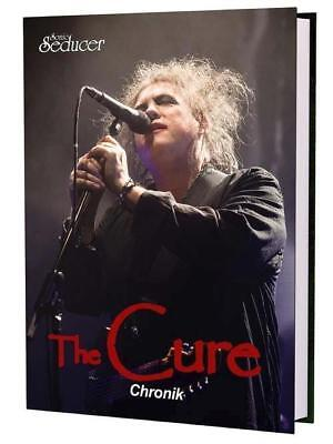 The Cure Chronik von Sonic Seducer - 9783958970823 PORTOFREI