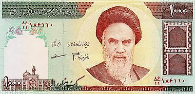 MIDDLE EAST 1000 Rials P143h UNC Banknote