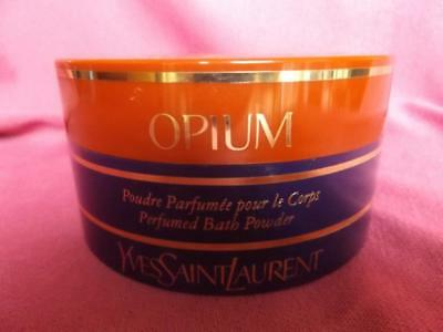 YVES SAINT LAURENT - 120g OPIUM PERFUMED BATH POWDER