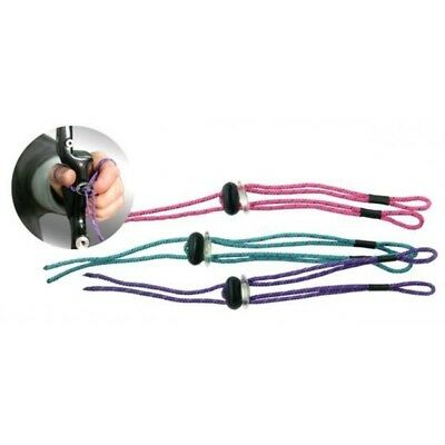 WNS Archery Recurve Finger Sling - Variety of Colours
