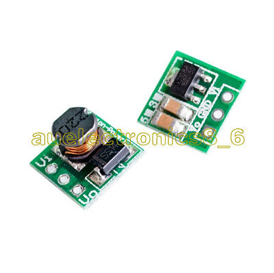 1.8V 2.5V 3V 3.3V 3.7V To 5V DC-DC Step Up Power Voltage Boost Converter Board U